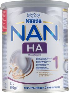 Nestlé NAN HA 1 Milk Formula 0+ Months