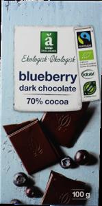 Änglamark Blueberry Chocolate