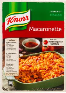 Knorr Macaronette