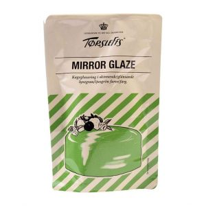 Tørsleffs Mirror Glaze Grøn