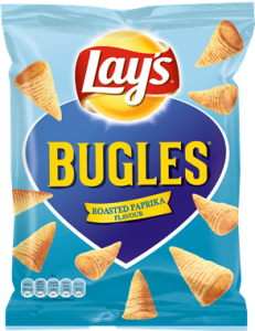 Lay's Bugles Roasted Paprika