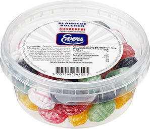Evers Mixed Sweets