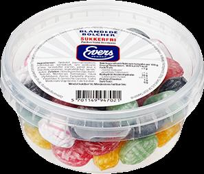 Evers Sugar-Free Mixed Sweets