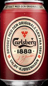 Carlsberg 1883 0,33 L