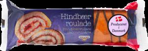 Dan Cake Hindbær Roulade
