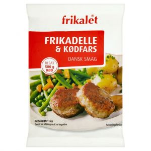 Frikalet a spice and auxiliary mixture for making meatballs and other meat dishes.SHOP SCANDINAVIAN PRODUCTS AT NORDIC EXPAT SHOP
