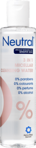 Neutral 3 in 1 Micellar Cleansing Water