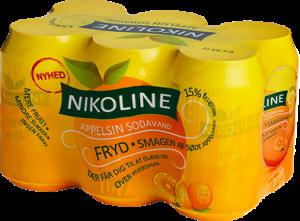 Nikoline Applesin 6-pack