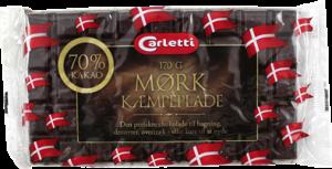 Carletti Dark Chocolate 70% Cacoa