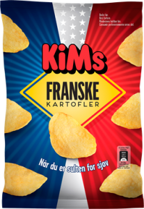KiMs Franske Kartofler