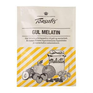 Tørsleffs Yellow Melatine