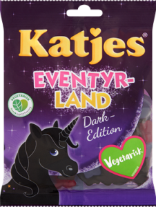 Katjes Eventyrland Dark Edition