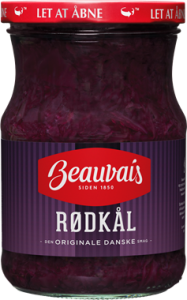 Beauvais Red Cabbage