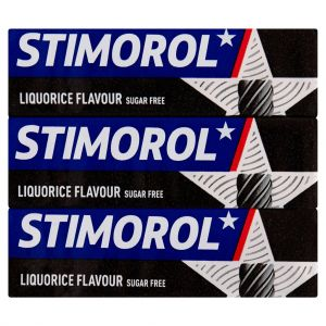 Stimorol Liquorice