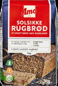 Amo Sunflower Rye Bread Mix
