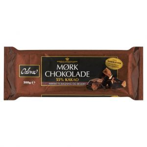 Odense Dark Chocolate 55% Cacoa