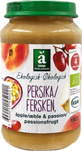 Änglamark Baby Food Peach