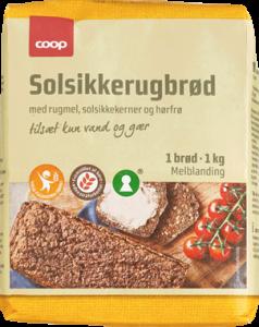 Coop Sunflower Rye Bread Mix