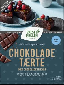 Valsemøllen Chokoladetærte