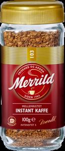 Merrild Instant Kaffe