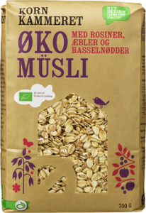 Kornkammeret Organic Muesli