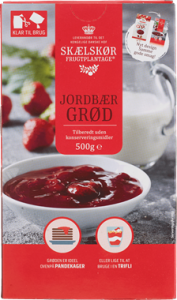 Skælskør Strawberry Porridge