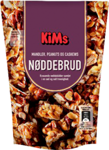 KiMs Almond, Cashews & Peanut Crunch Mix