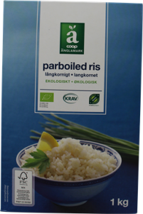 Änglamark Parboiled Rice
