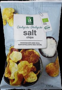 Änglamark Salt Chips