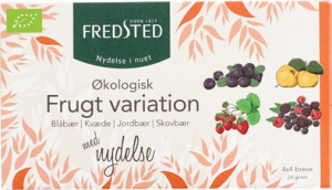 Fredsted Organic Fruit Variation Tea