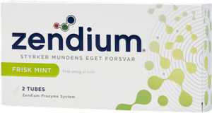 Zendium Toothpaste Fresh Mint