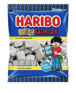 Haribo Salmiak Tab's