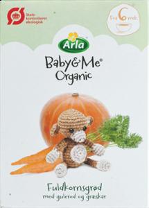 Arla Baby & Me Porridge From 6 Months