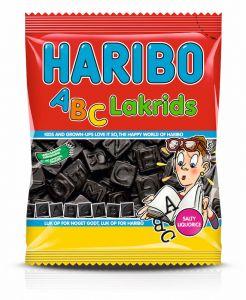 Haribo ABC Lakrids