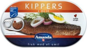 Amanda Kippers In Oil
