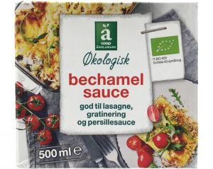 Änglamark Organic Bechamel Sauce