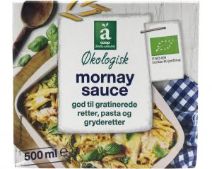 Änglamark Organic Mornaysauce