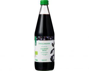 Änglamark Organic Blackcurrant Syrup