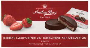 Anthon Berg Strawberry in Wine