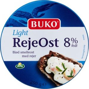 Arla Buko Schrimp Cheese Light
