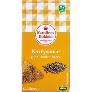 Arla Karolines Køkken Curry Sauce