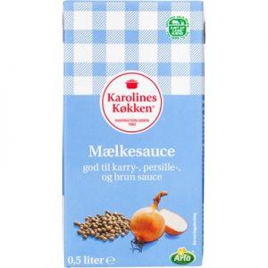 Arla Karolines Køkken Milk Sauce
