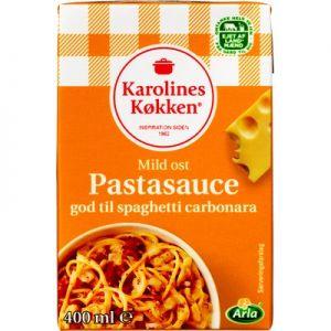 Arla Karolines Køkken Pasta Sauce Mild Cheese