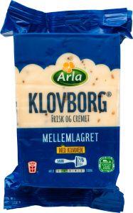 Arla Klovborg 45+ Kommen