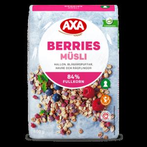 AXA Berries Muesli
