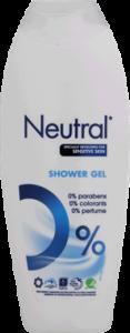 Neutral Shower Gel 0,25 L