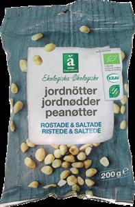 Änglamark Roasted & Salted Peanuts
