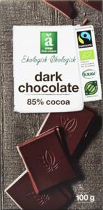 Änglamark Dark Chocolate 85% Cacoa