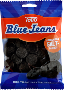 Toms Blue Jeans