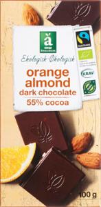 Änglamark Orange & Almond Chocolate